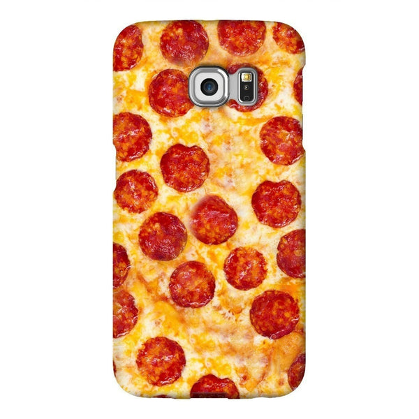 Pizza Invasion Smartphone Case-Gooten-Samsung Galaxy S6 Edge-| All-Over-Print Everywhere - Designed to Make You Smile