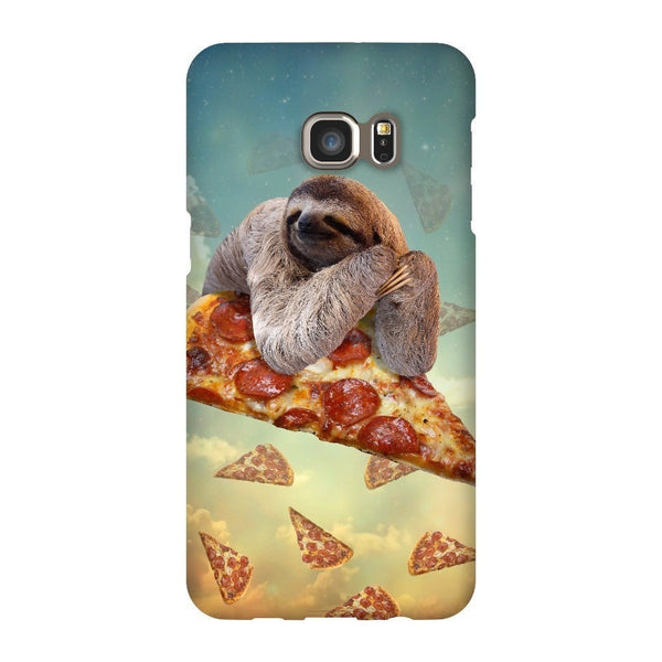 Sloth Pizza Smartphone Case-Gooten-Samsung Galaxy S6 Edge Plus-| All-Over-Print Everywhere - Designed to Make You Smile