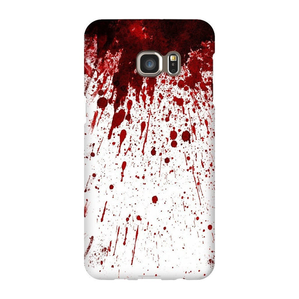 Blood Splatter Smartphone Case-Gooten-Samsung S6 Edge Plus-| All-Over-Print Everywhere - Designed to Make You Smile