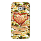 Burgers Before Bros Smartphone Case-Gooten-Samsung S6 Edge-| All-Over-Print Everywhere - Designed to Make You Smile