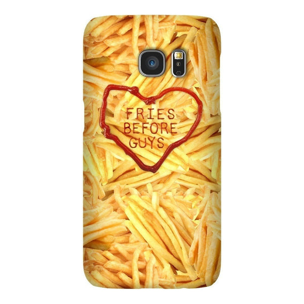 Fries Before Guys Smartphone Case-Gooten-Samsung S7-| All-Over-Print Everywhere - Designed to Make You Smile