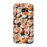 Sushi Invasion Smartphone Case-Gooten-Samsung S7 Edge-| All-Over-Print Everywhere - Designed to Make You Smile