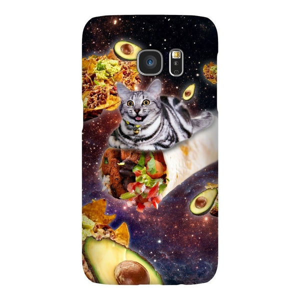 Burrito Cat Smartphone Case-Gooten-Samsung S7-| All-Over-Print Everywhere - Designed to Make You Smile