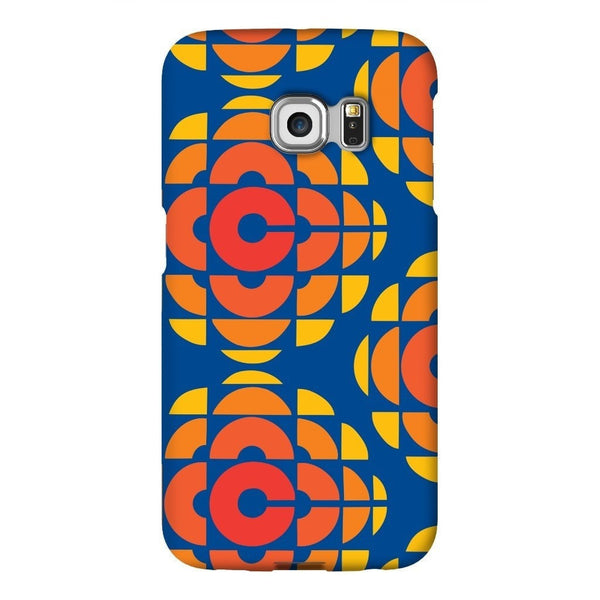 CBC Retro Smartphone Case-Gooten-Samsung S6 Edge-| All-Over-Print Everywhere - Designed to Make You Smile
