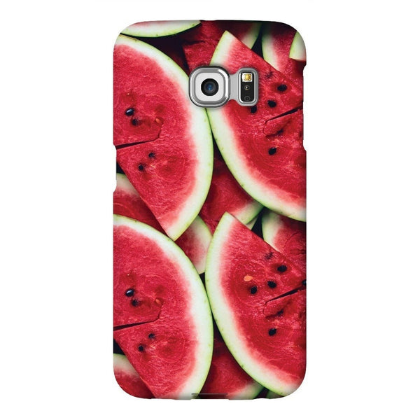 Watermelon Invasion Smartphone Case-Gooten-Samsung S6 Edge-| All-Over-Print Everywhere - Designed to Make You Smile