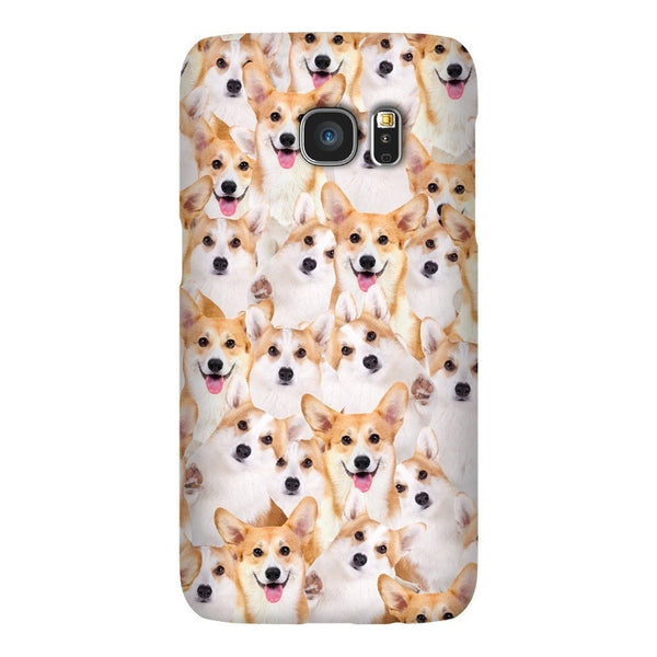 Corgi Invasion Smartphone Case-Gooten-Samsung S7-| All-Over-Print Everywhere - Designed to Make You Smile