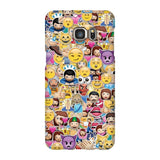 Emoji Invasion Smartphone Case-Gooten-Samsung Galaxy S6 Edge Plus-| All-Over-Print Everywhere - Designed to Make You Smile
