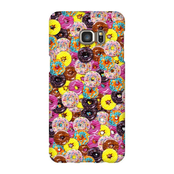 Donuts Invasion Smartphone Case-Gooten-Samsung S6 Edge Plus-| All-Over-Print Everywhere - Designed to Make You Smile