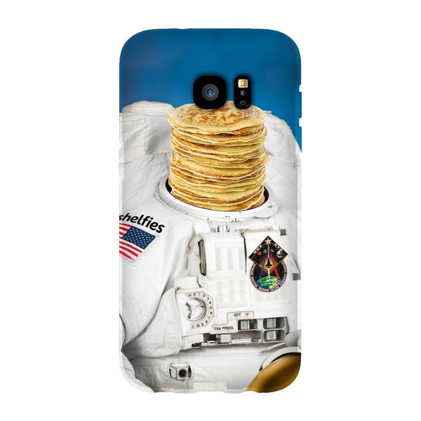 Astronaut Pancakes Smartphone Case-Gooten-Samsung Galaxy S7 Edge-| All-Over-Print Everywhere - Designed to Make You Smile