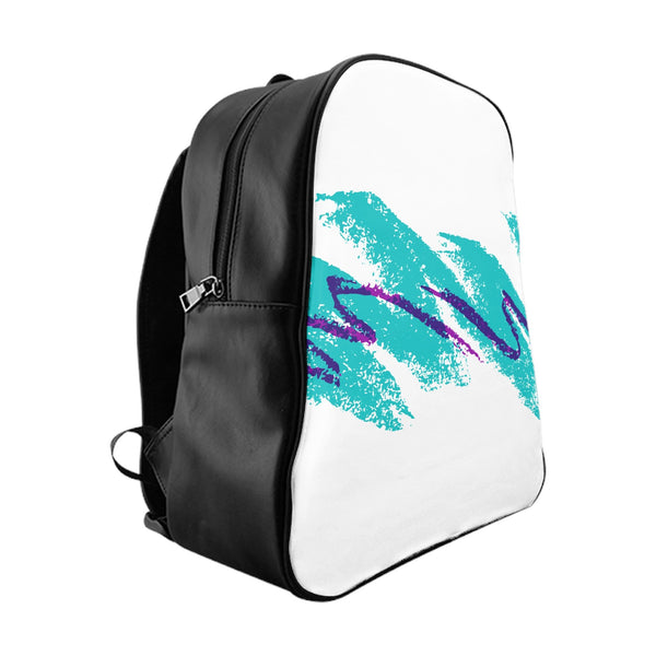 Jazz Wave Backpack-Printify-Large-| All-Over-Print Everywhere - Designed to Make You Smile