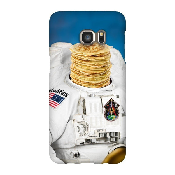 Astronaut Pancakes Smartphone Case-Gooten-Samsung Galaxy S6 Edge Plus-| All-Over-Print Everywhere - Designed to Make You Smile