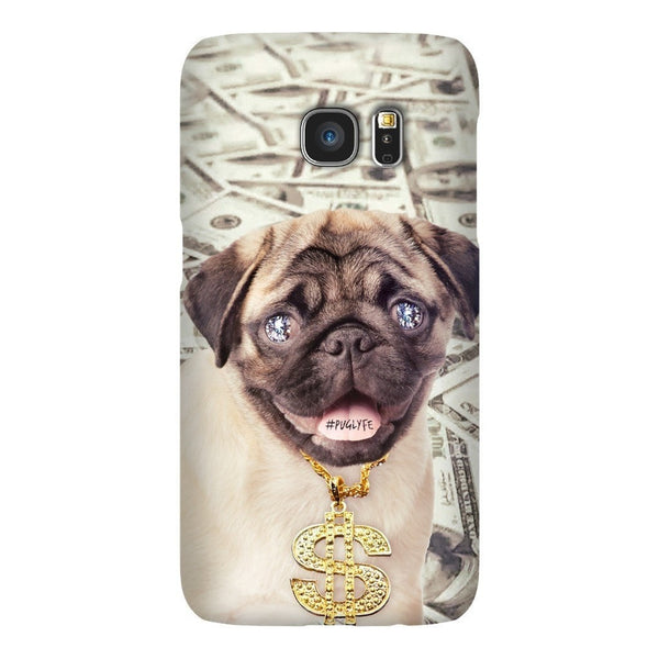 Thug Pug Smartphone Case-Gooten-Samsung S7-| All-Over-Print Everywhere - Designed to Make You Smile