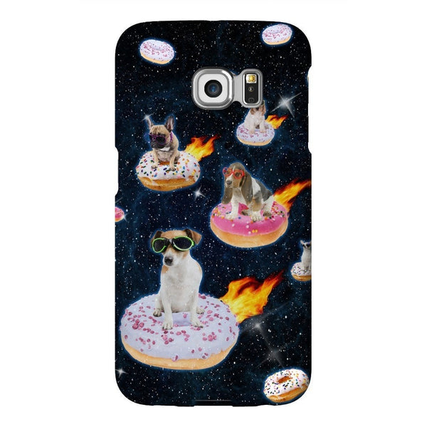 Dogs N' Donuts Smartphone Case-Gooten-Samsung S6 Edge-| All-Over-Print Everywhere - Designed to Make You Smile