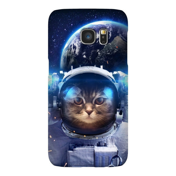 Astronaut Cat Smartphone Case-Gooten-Samsung S7-| All-Over-Print Everywhere - Designed to Make You Smile