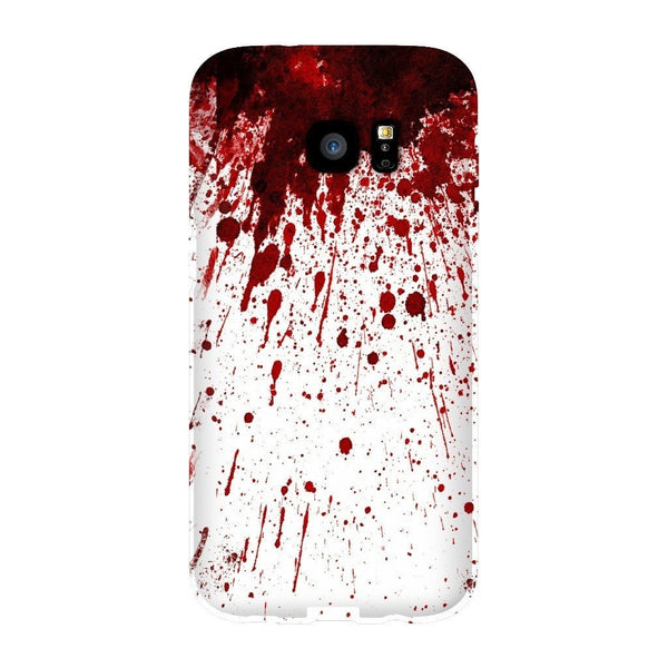 Blood Splatter Smartphone Case-Gooten-Samsung S7 Edge-| All-Over-Print Everywhere - Designed to Make You Smile