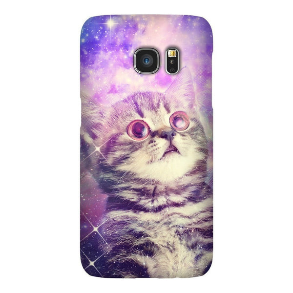 Trippin' Kitty Kat Smartphone Case-Gooten-Samsung Galaxy S7-| All-Over-Print Everywhere - Designed to Make You Smile