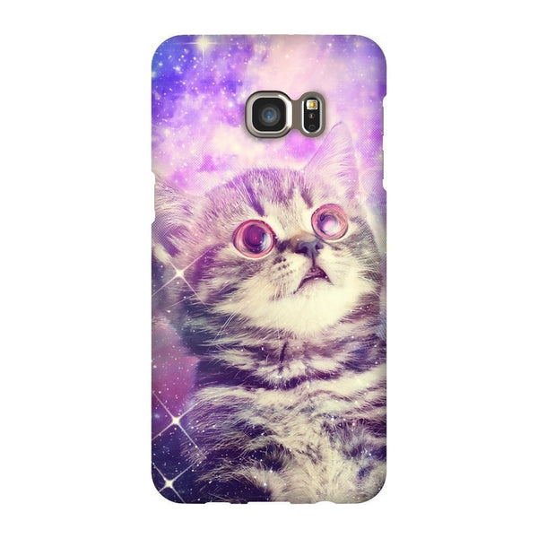 Trippin' Kitty Kat Smartphone Case-Gooten-Samsung Galaxy S6 Edge Plus-| All-Over-Print Everywhere - Designed to Make You Smile