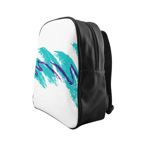 Jazz Wave Backpack-Printify-| All-Over-Print Everywhere - Designed to Make You Smile