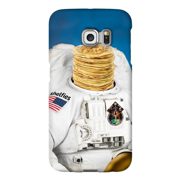 Astronaut Pancakes Smartphone Case-Gooten-Samsung Galaxy S6 Edge-| All-Over-Print Everywhere - Designed to Make You Smile
