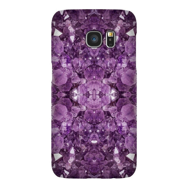 Amethyst Smartphone Case-Gooten-Samsung Galaxy S7-| All-Over-Print Everywhere - Designed to Make You Smile