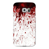 Blood Splatter Smartphone Case-Gooten-Samsung S6 Edge-| All-Over-Print Everywhere - Designed to Make You Smile