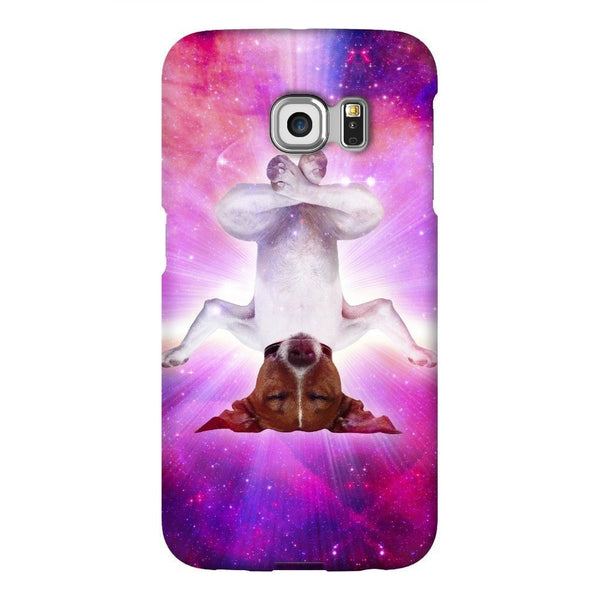 Yogi Dog Smartphone Case-Gooten-Samsung Galaxy S6 Edge-| All-Over-Print Everywhere - Designed to Make You Smile