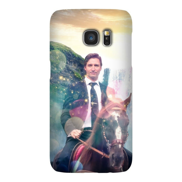 Dreamy Trudeau Smartphone Case-Gooten-Samsung Galaxy S7-| All-Over-Print Everywhere - Designed to Make You Smile