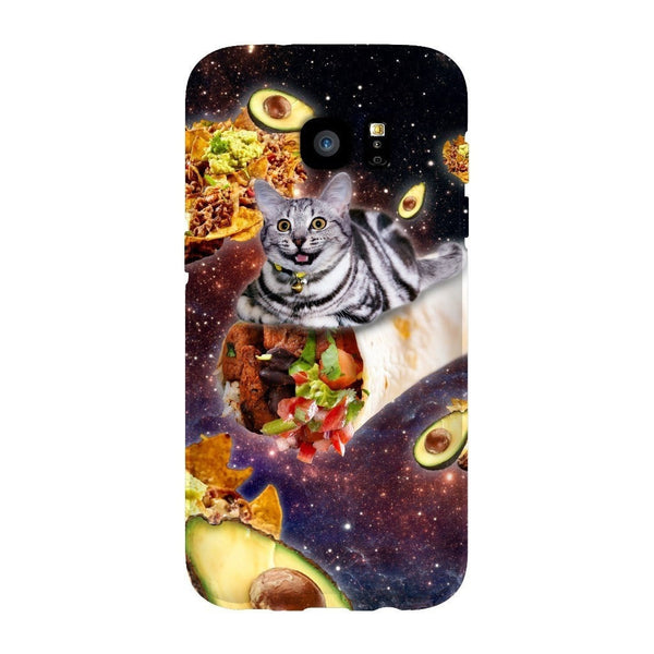 Burrito Cat Smartphone Case-Gooten-Samsung S7 Edge-| All-Over-Print Everywhere - Designed to Make You Smile