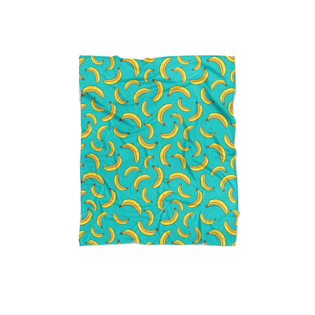 Banana Life Blanket-Gooten-Regular-| All-Over-Print Everywhere - Designed to Make You Smile