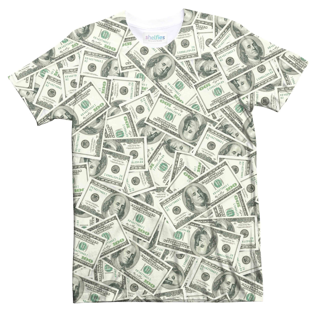 "Money Invasion ""Baller"" T-Shirt-Shelfies-