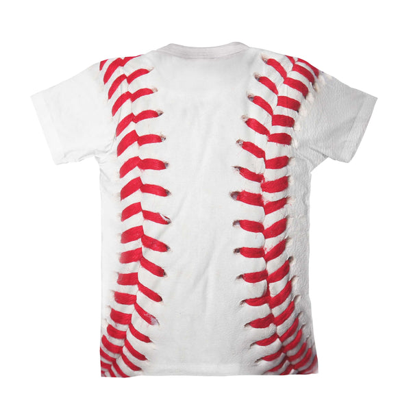 Baseball Youth T-Shirt-kite.ly-| All-Over-Print Everywhere - Designed to Make You Smile