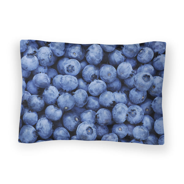 Blueberry Invasion Bed Pillow Case-Shelfies-| All-Over-Print Everywhere - Designed to Make You Smile