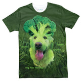 Brorkli Dog T-Shirt-Shelfies-| All-Over-Print Everywhere - Designed to Make You Smile