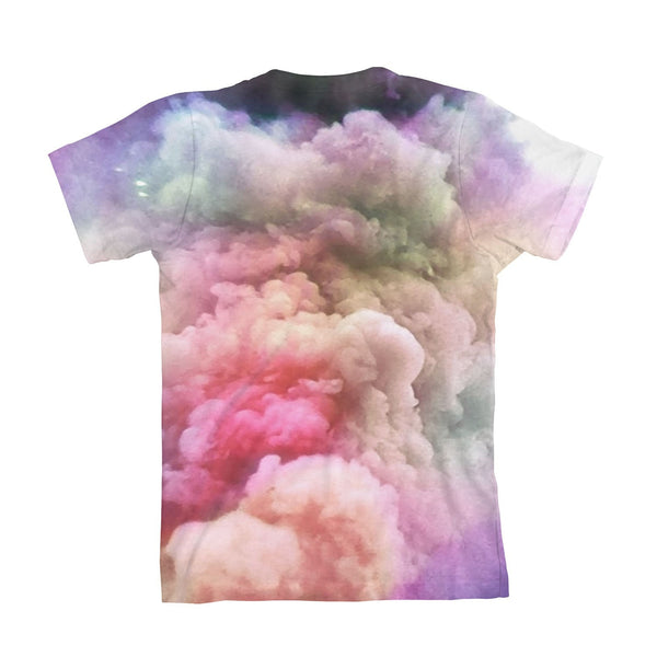 Clouds of Love Youth T-Shirt-kite.ly-| All-Over-Print Everywhere - Designed to Make You Smile