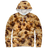 Cookie Dough Invasion Hoodie-Subliminator-| All-Over-Print Everywhere - Designed to Make You Smile