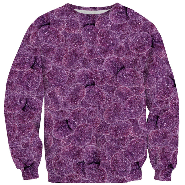 Dancing Sugar Plums Sweater-Shelfies-| All-Over-Print Everywhere - Designed to Make You Smile