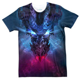 Dragon T-Shirt-Subliminator-| All-Over-Print Everywhere - Designed to Make You Smile