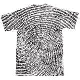 Finger Print T-Shirt-Subliminator-| All-Over-Print Everywhere - Designed to Make You Smile