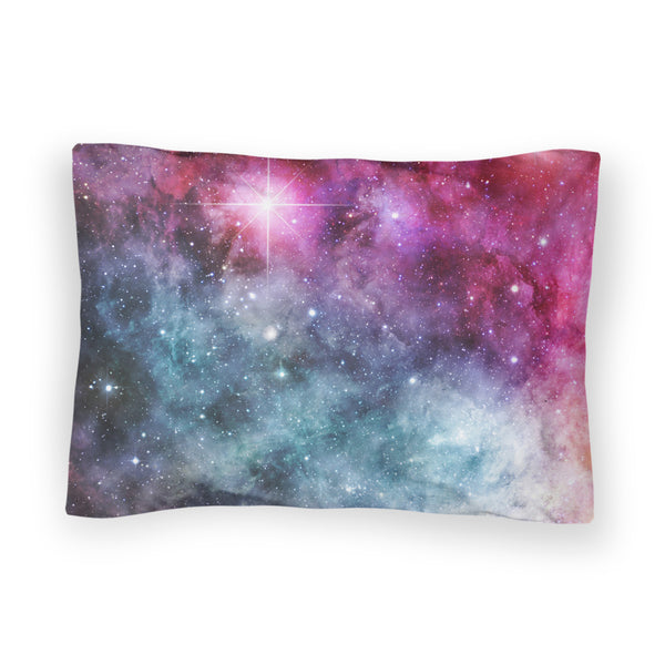 Galaxy Love Bed Pillow Case-Shelfies-| All-Over-Print Everywhere - Designed to Make You Smile