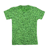 Grass Invasion Youth T-Shirt-kite.ly-3-4 Years-| All-Over-Print Everywhere - Designed to Make You Smile