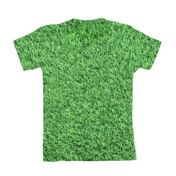 Grass Invasion Youth T-Shirt-kite.ly-| All-Over-Print Everywhere - Designed to Make You Smile