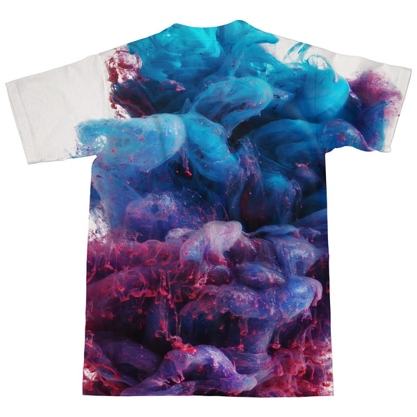 Ink Clouds T-Shirt-kite.ly-| All-Over-Print Everywhere - Designed to Make You Smile