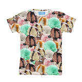 Ice Cream Invasion Youth T-Shirt-kite.ly-| All-Over-Print Everywhere - Designed to Make You Smile