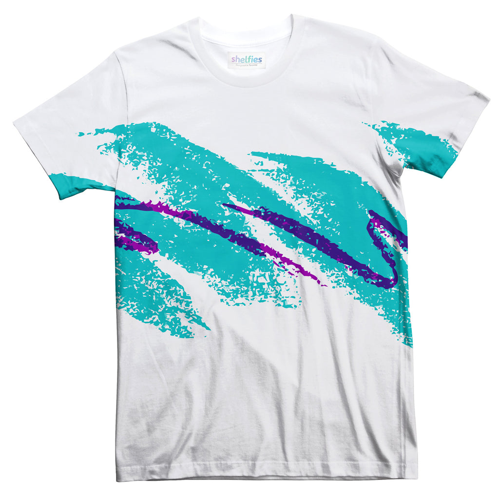 Jazz Wave T-Shirt-Subliminator-| All-Over-Print Everywhere - Designed to Make You Smile