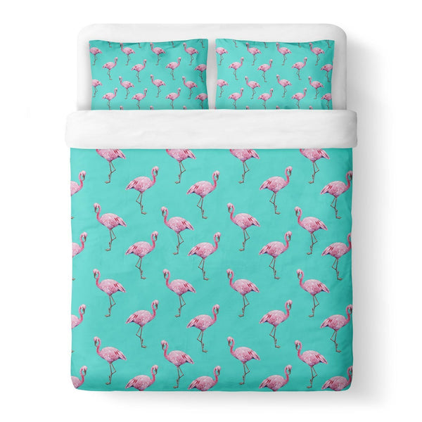 Mingos Duvet Cover-Gooten-King-| All-Over-Print Everywhere - Designed to Make You Smile