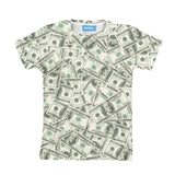 "Money Invasion ""Baller"" Youth T-Shirt-kite.ly-3-4 Years-