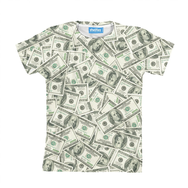 "Money Invasion ""Baller"" Youth T-Shirt-kite.ly-