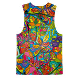 Neon Forest Tank Top-kite.ly-| All-Over-Print Everywhere - Designed to Make You Smile