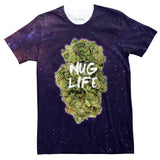 Nug Life T-Shirt-Shelfies-| All-Over-Print Everywhere - Designed to Make You Smile