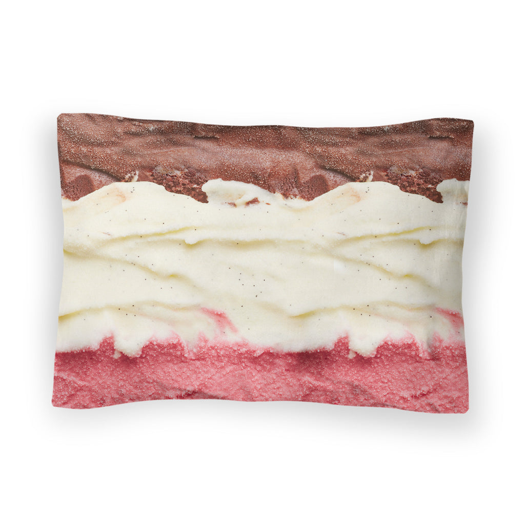 Neapolitan Bed Pillow Case-Shelfies-| All-Over-Print Everywhere - Designed to Make You Smile